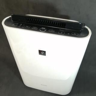 加湿機能付き空気清浄機 SHARP 清掃済 プラズマクラスター ...