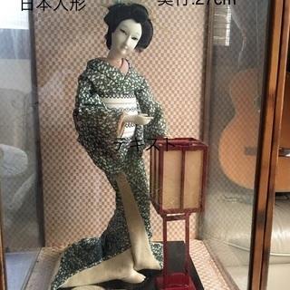 和の趣き(3)  日本人形
