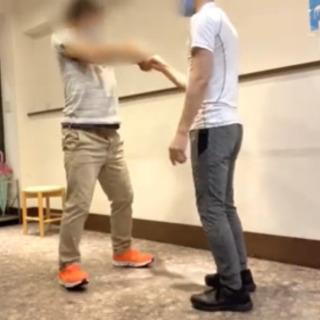 ゆるい護身術 実験広場 江東区