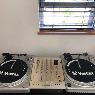 VESTAX DENON DJ器材セット