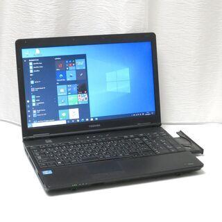 東芝  B552/G  i3/ 4GB/ 320GB
