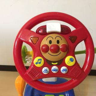 アンパンマンのおもちゃ 型番不明