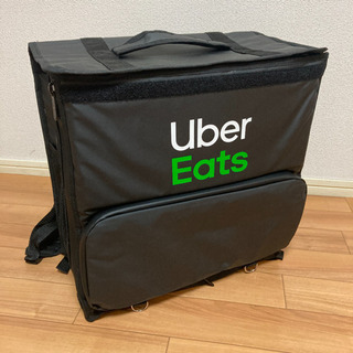 Uber eats 配達用バック