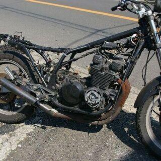 廃車 大型 ツーリングバイク 探しています  I'm lo…