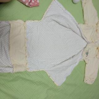 ベビー枕とベビー寝袋