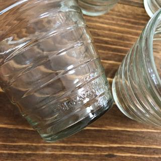 モロゾフ Morozoff カップ 瓶 ビン