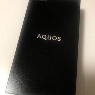 【AQUOS zero2】 アストロブラック 256 GB So...