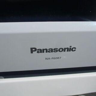 パナソニック 洗濯機 NA-F60B7 2013年製 6.0kg big wave wash 作動OK  - 家電