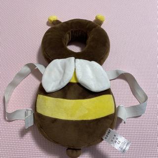 ヘッドガードリュック ミツバチ