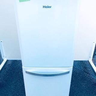 122番 Haier✨冷凍冷蔵庫✨JR-NF1400‼️