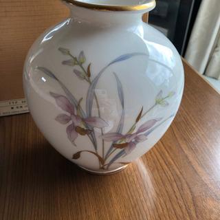 花瓶 HOYA  ホヤ 蘭 木箱あり