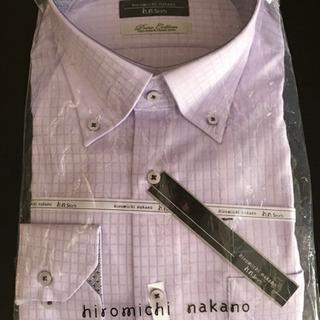 新品 ワイシャツ ヒロミチナカノ
