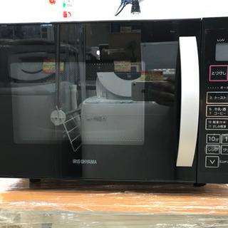 アイリスオーヤマ オーブンレンジ val-16t-b 2018年製