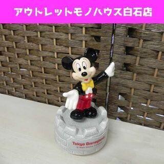 レトロ 東京ディズニーランド ミッキーマウス オルゴール To...