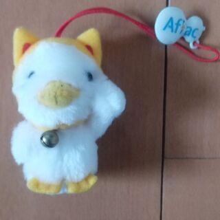 【値下げ再投稿】アメリカンファミリー AFLAC アフラック 招き猫