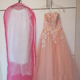 カラードレス【ピンク】