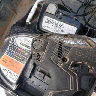 日立 コードレスインパクトドライバー セット - 札幌市