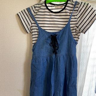 美品子供服半袖、ワンピース等サイズ140‼️