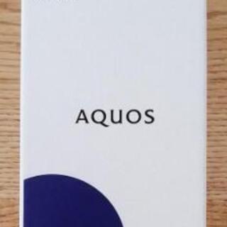 aquos sence 3 light ブラック 新品未使用