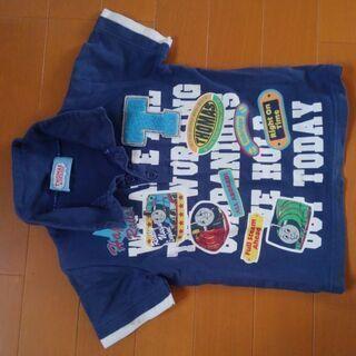 110㎝ 男児Tシャツ トーマス