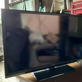 液晶テレビ   ジャンク品