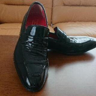 【美品】革靴/Laudino Caccin 【ブランド】