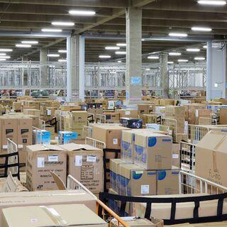 <採用で1万円貰える♪>Amazon府中で働こう!カンタン軽作業♪