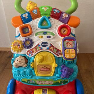 おもちゃ 歩行器