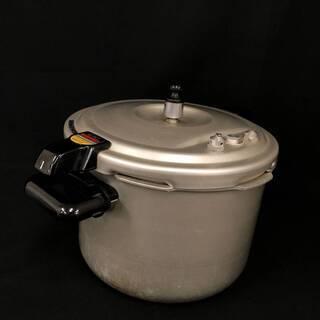 フジマル 家庭用圧力なべ LT-600 6.0L 鍋 両手鍋 圧...