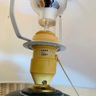 値下げ!アンティーク 大型テーブルランプ 卓上ランプ 陶器 ホテル 店舗什器 − 滋賀県