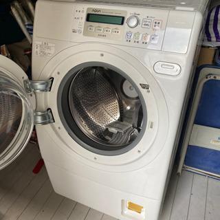 AQUA ドラム式洗濯機