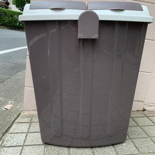 分別 蓋付 ゴミ箱 ダストボックス
