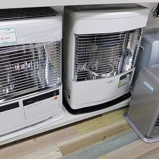 FFストーブ ファンヒーター 業務用ストーブのお買取り 家電製品...