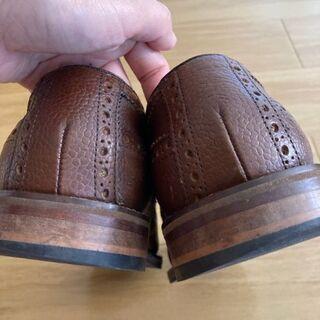 コールハーン革靴