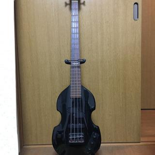 グラスルーツ バイオリン型 エレキベース