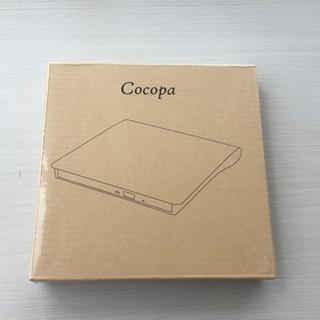 【ほぼ未使用】Cocopa USB 3.0外付け DVD ドライブ
