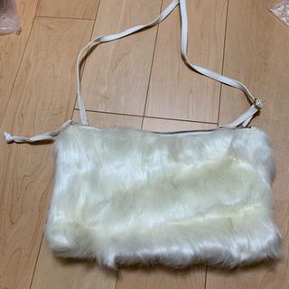 ガルラ☆ファー ショルダーバッグ