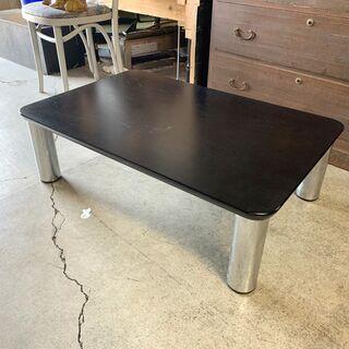 処分特価! 座卓 ローテーブル 幅900×奥行590×高さ280...