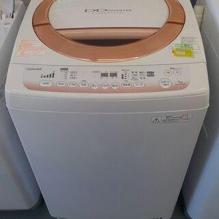 ID:G940591 全自動洗濯機7.0K(2014年東芝製)