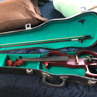 エレキバイオリン フルサイズ