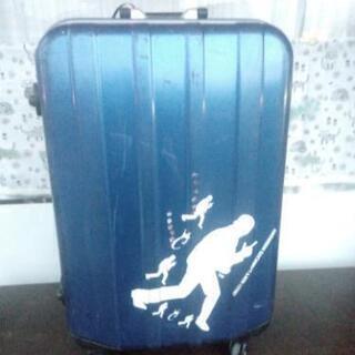 ハード 鍵付き スーツケース