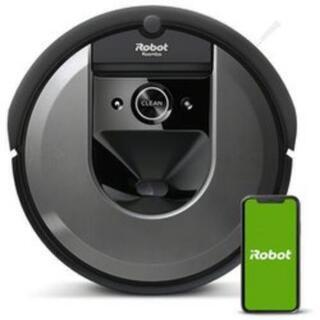 【ネット決済・配送可】【iRobot】ロボット掃除機 ルンバ i...