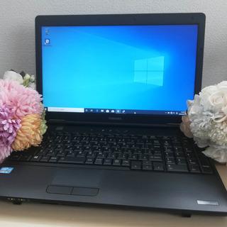 ノートパソコンA 東芝 Dynabook B552/H CPU:...