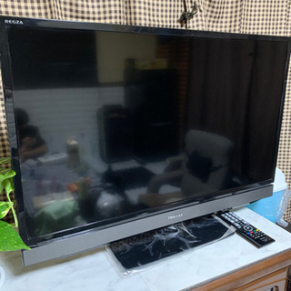 TOSHIBA 32インチテレビ