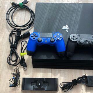 PS4 PlayStation4 Pro 1TB 本体(SSD1...