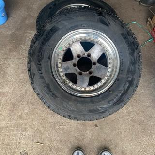 265/70/R16 スタッドレスタイヤ 2本