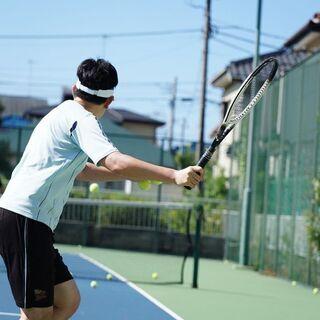 湘南でテニスコーチが簡単レッスンを行います!