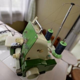 ※JUKI◆ロックミシンbabylock/EF-205Sミシン糸...
