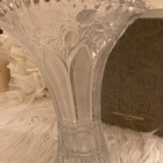 ホヤクリスタルの花瓶