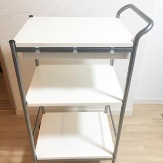 IKEAキッチンワゴン